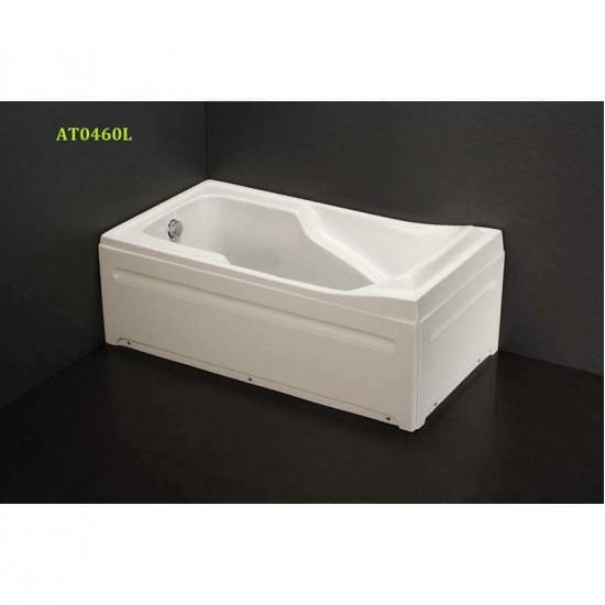 Bồn tắm nằm Caesar AT0460LR chính hãng