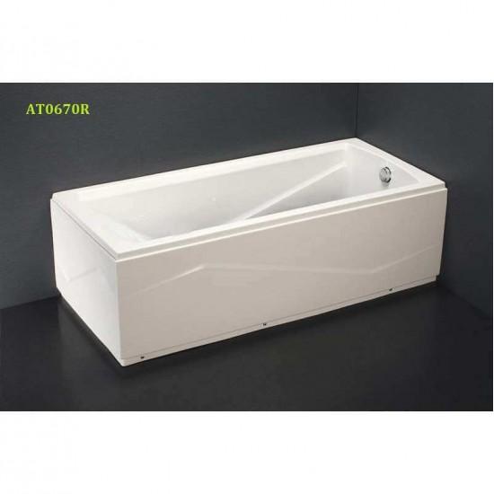Bồn tắm nằm Caesar AT0670LR chính hãng