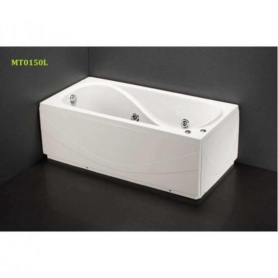 Bồn tắm nằm Caesar MT0150LR chính hãng