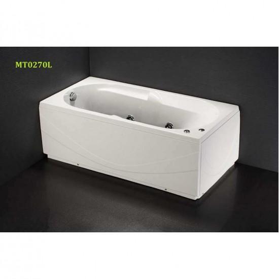 Bồn tắm nằm Caesar MT0270LR chính hãng