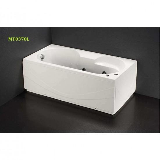 Bồn tắm nằm Caesar MT0370LR chính hãng