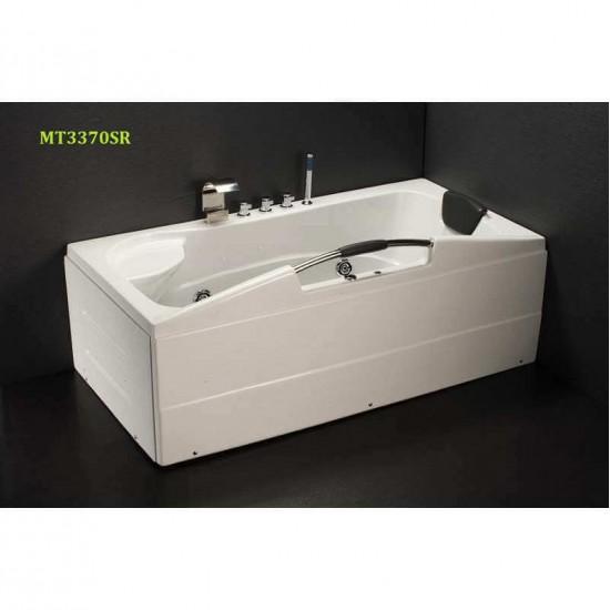 Bồn tắm nằm Caesar MT3370LR chính hãng