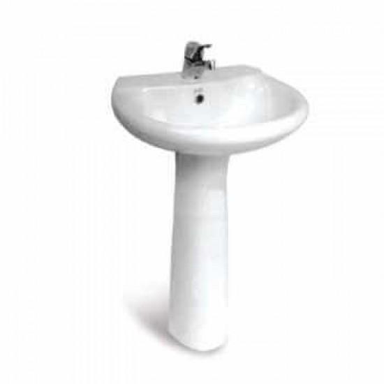 Chậu rửa mặt American Standard VF-0800 Lavabo treo tường có chân